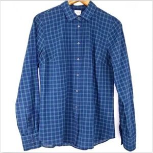 J Crew Shirt Size Small Womens Flannel